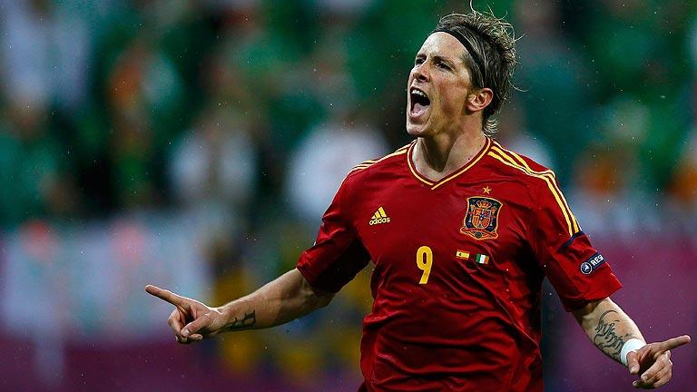 'Torres, Torres': el canto al gol de la afición española