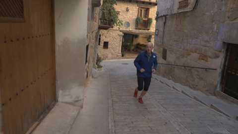 Atleta gourmet - La Toscana española, de La Fresneda a Beceite