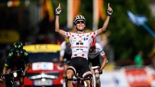 Tour 2017 | Barguil vence en la fiesta nacional francesa