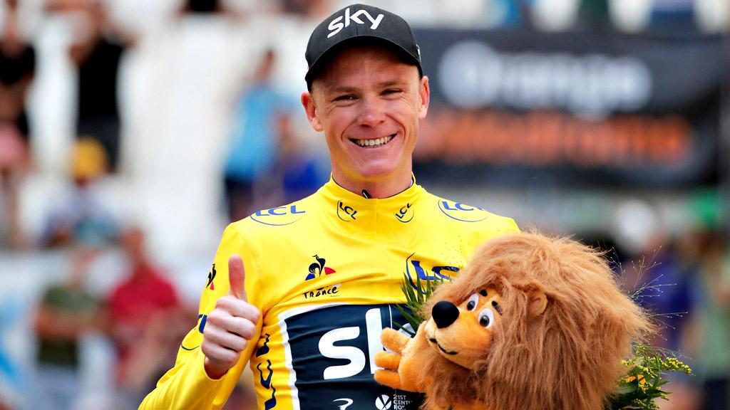 Tour 2017 | Froome sentencia el amarillo pero Landa se queda a 85 centésimas del podio