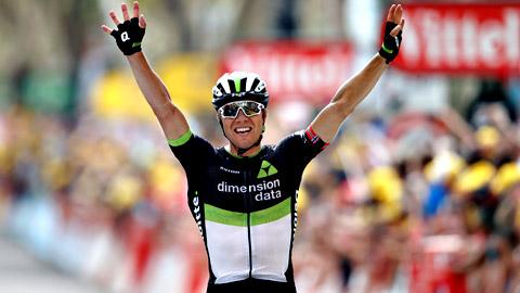 Tour 2017 | El noruego Boasson Hagen logra su tercer triunfo en el Tour