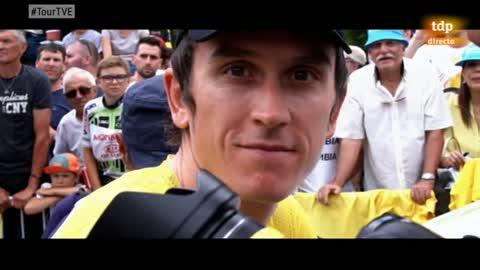 Tour 2018   Geraint Thomas amplía el imperio británico en el Tour