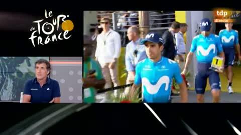 Tour 2018 | Movistar, en el podio de París como el mejor equipo