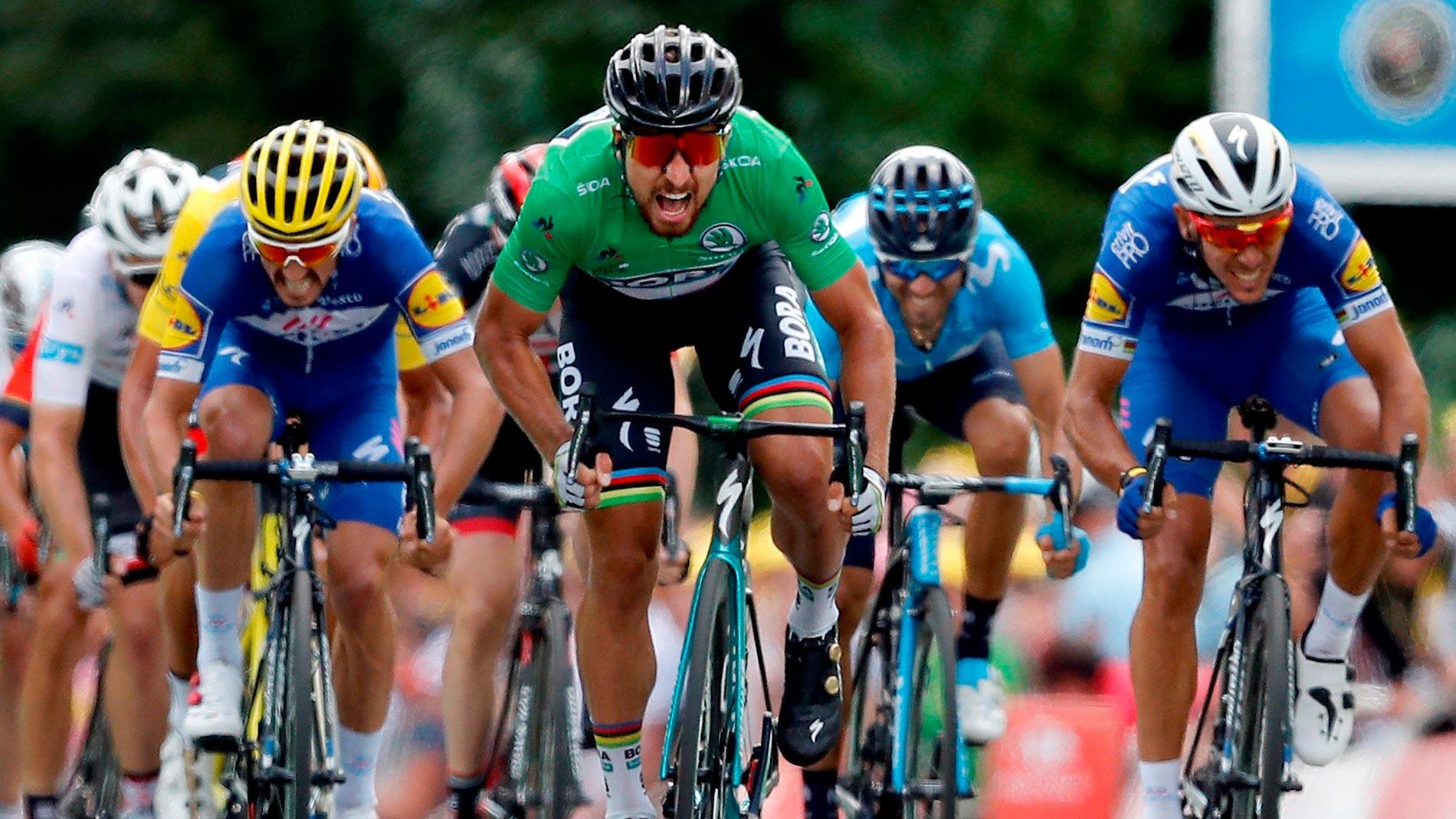 Tour 2018 | Segunda victoria para Sagan