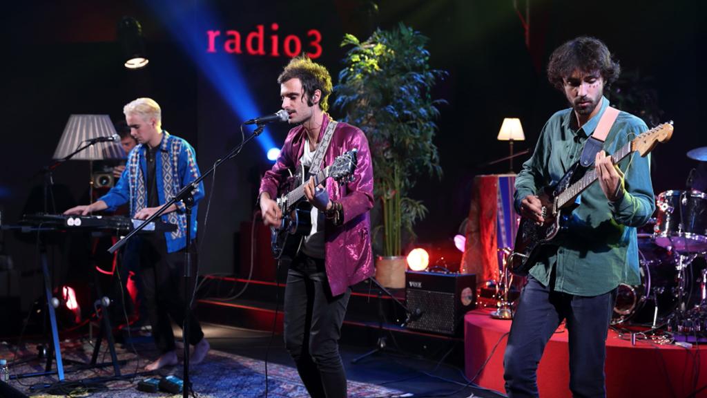 Los conciertos de Radio 3 - Tourjets