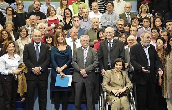Tengo una pregunta para usted- Toxo, Díaz Ferrán y Méndez se somenten al examen ciudadano