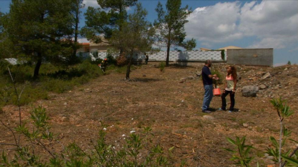 Aquí la tierra - Trabajo selvícola para la prevención de incendios