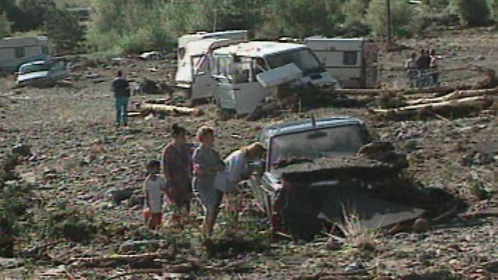 Fue informe - Tragedia en Biescas (1996)
