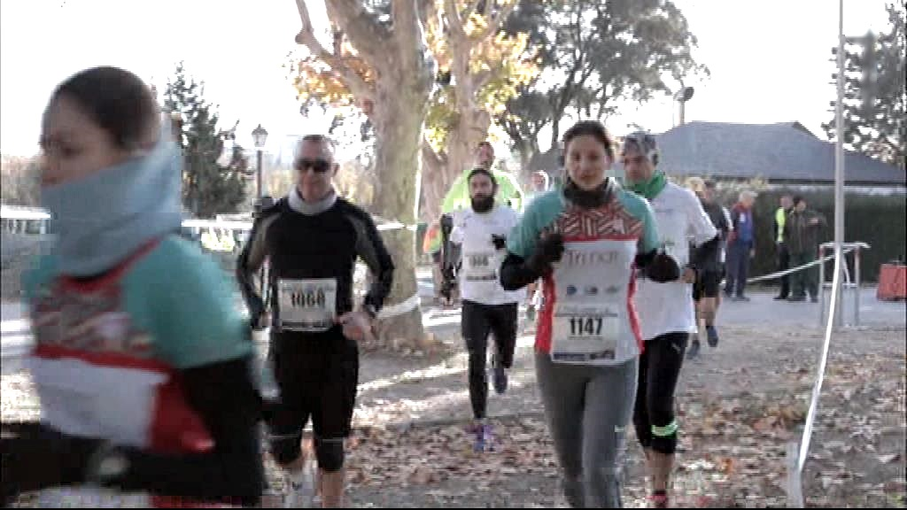 Trail - Caser C4 Club de Campo Villa de Madrid 2017