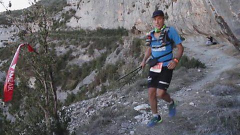 Trail de montaña - Circuito 'La magia de los Pirineos'