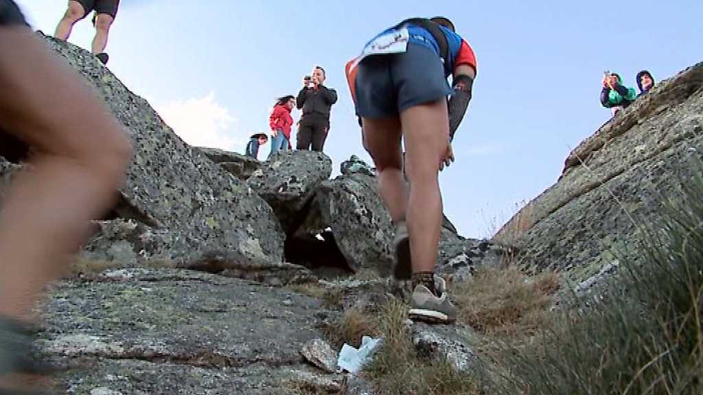 Carrera de montaña - Trail Ultratrail La Covatilla