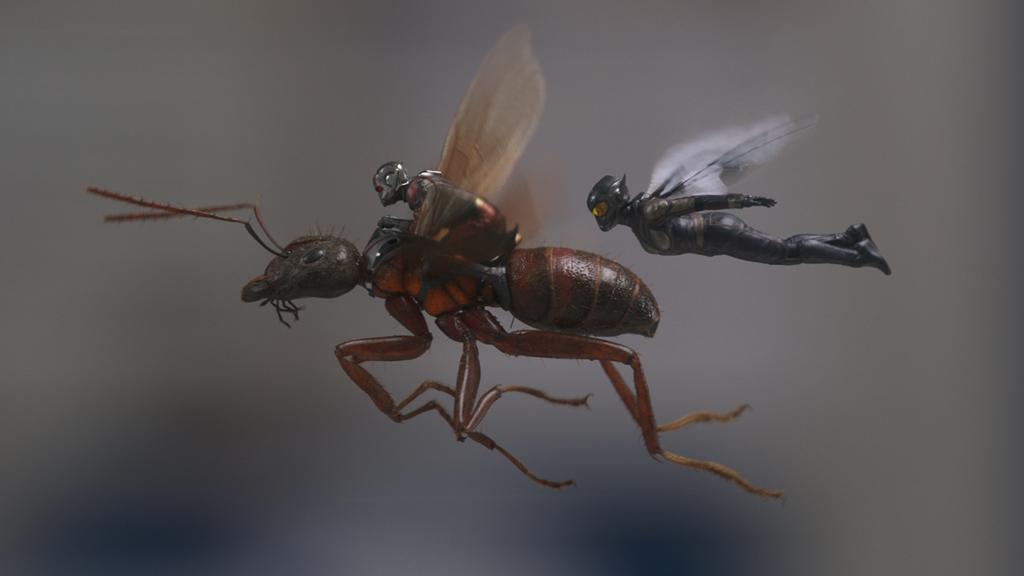 Tráiler de 'Ant-Man y la Avispa'