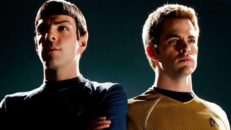 Tráiler definitivo de 'Star Trek: Más allá', con la canción 'Sledgehammer' de Rihanna