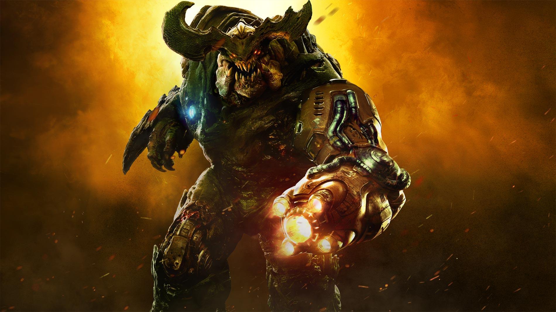 Tráiler 'Doom VFR' (Videojuego)