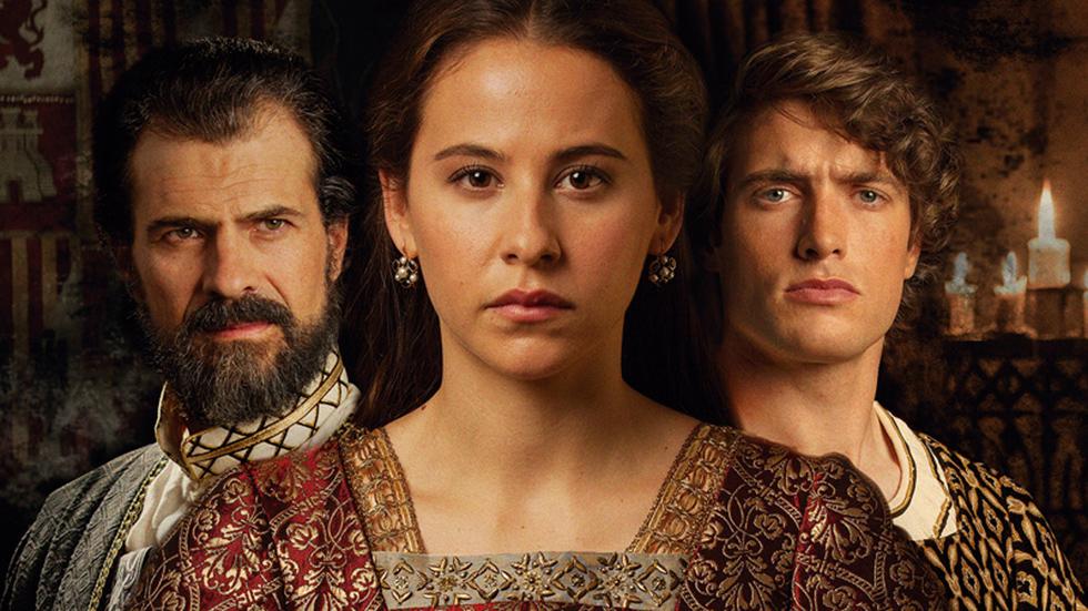 Carlos, Rey Emperador - El trailer oficial de 'La Corona Partida'