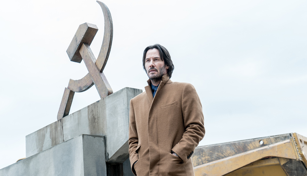 Tráiler de 'Siberia', protagonizada por Keanu Reeves