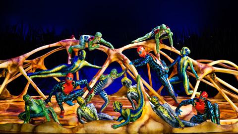 Tráiler de 'Totem', del Circo del Sol