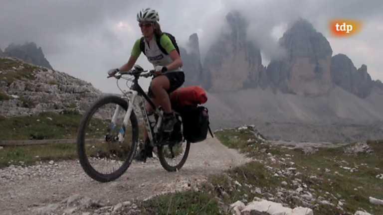 "Ciclismo - Reportaje Transalpes: ""Con un par de ruedas"""