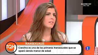 Tenemos que hablar - Transexuales - 09/04/13