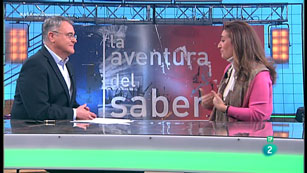 La Aventura del Saber. TVE. Entrevista a Laura Rojas-Marcos