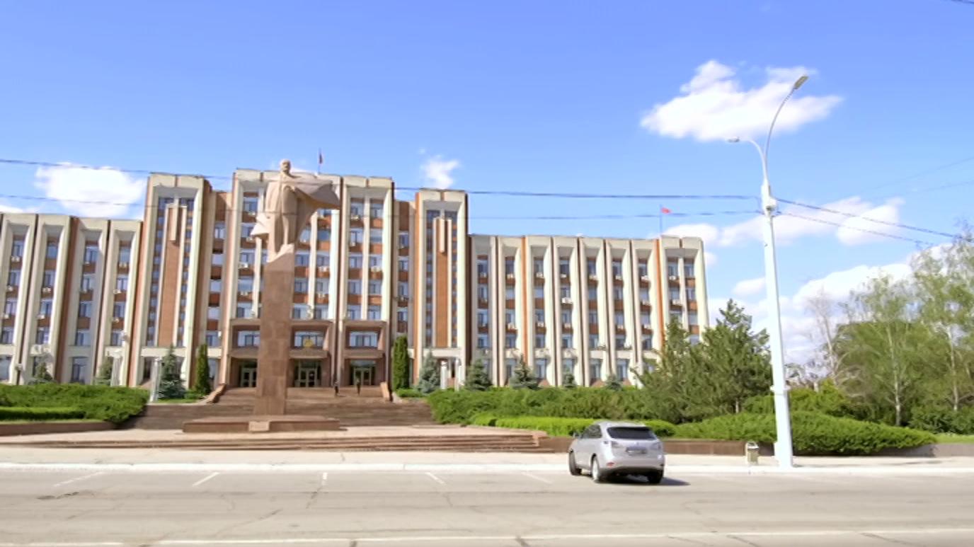 Diario de un nómada. Operación Plaza Roja - Transnistria, el tozudo país inexistente