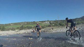 Mountain Bike - Transpyr 2017 - 17/06/17
