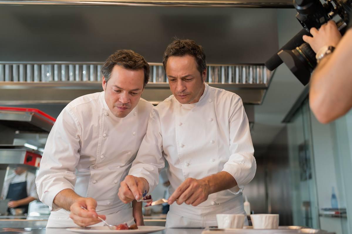 Sergio y Javier, los gemelos Torres, tienen un estilo personal y trabajado