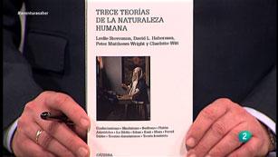 La Aventura del Saber. TVE. Libros recomendados: 'Trece teorías de la naturaleza humana'