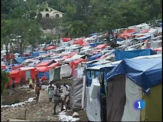 Se cumplen tres meses del terremoto de Haití que causó más de doscientos mil muertos