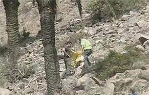 Tres muertos en un accidente de tráfico en La Gomera