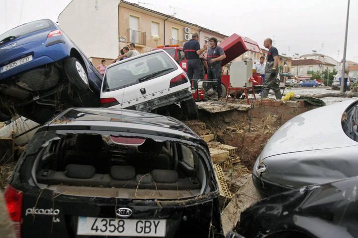 Tres muertos en la provincia de Córdoba a consecuencia de las intensas lluvias 1282039648329