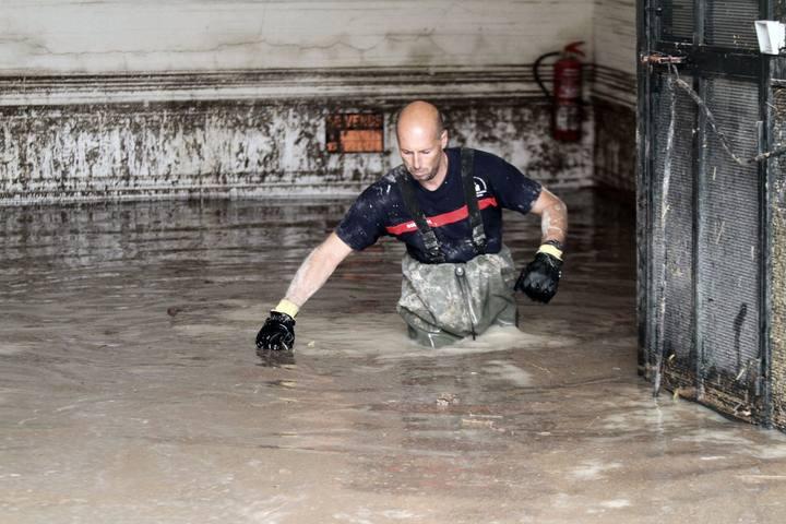 Tres muertos en la provincia de Córdoba a consecuencia de las intensas lluvias 1282040128928
