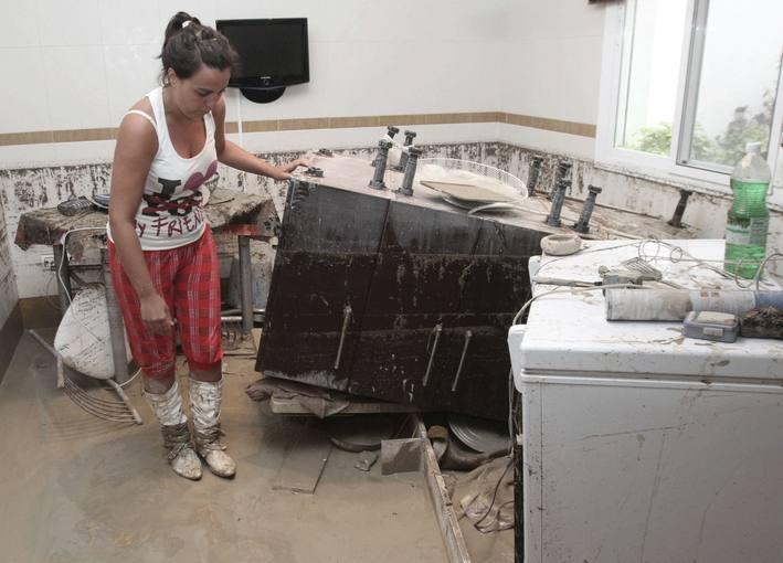 Tres muertos en la provincia de Córdoba a consecuencia de las intensas lluvias 1282041450715