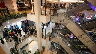 Tres mujeres mueren en Bogotá en un atentado en un centro comercial