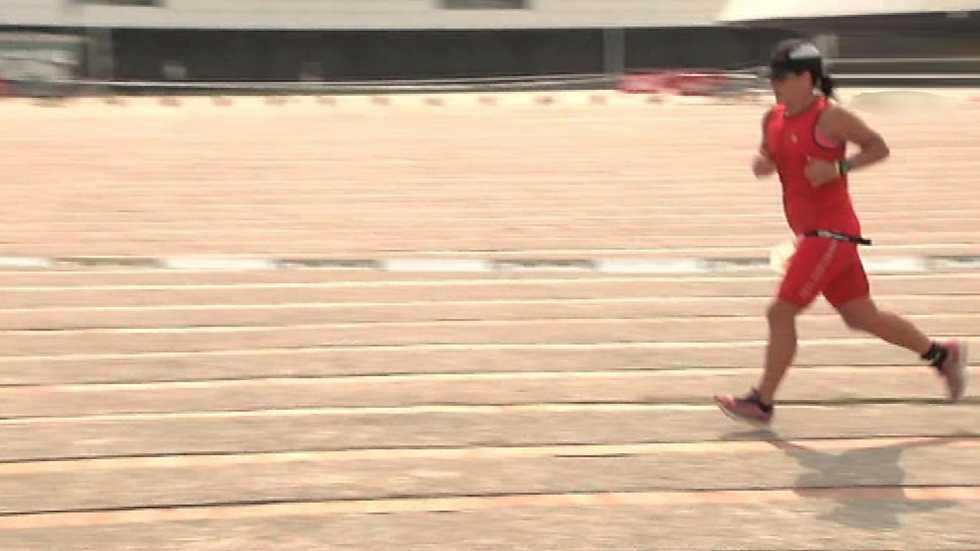Mujer y deporte - Triatleta: Alejandra Sevilla