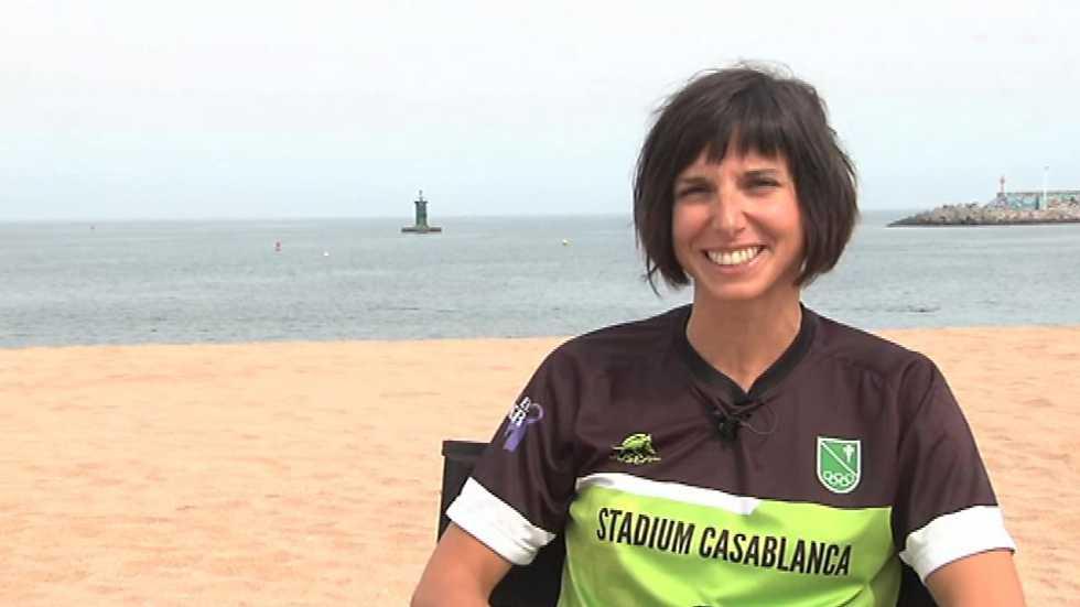 Mujer y deporte - Triatleta: Ana Revilla