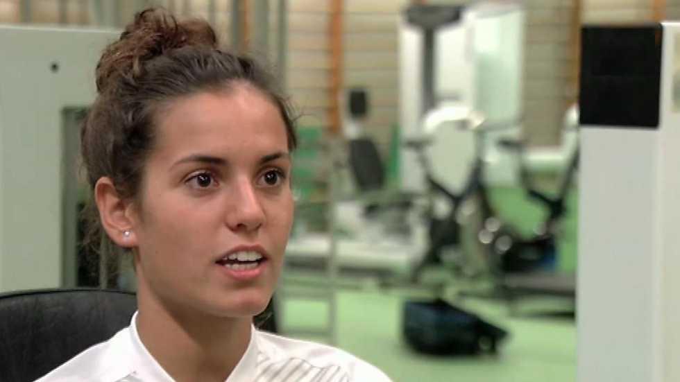 Mujer y deporte -Triatleta: Carmen Gómez