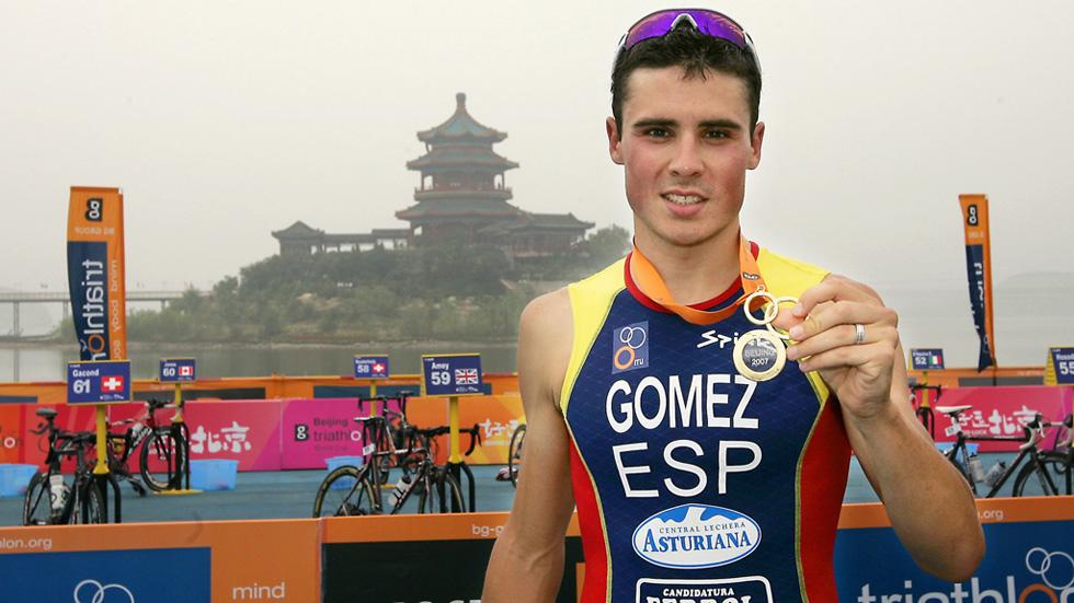 El triatleta Javier Gómez Noya repasa las claves de sus éxitos