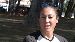 Mujer y deporte - Triatleta: Judith Corachán Vaquera