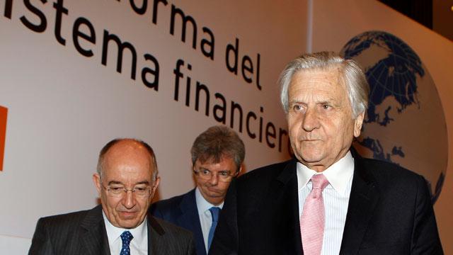 """Trichet: """"las democracias no rescatarán otra vez al sistema financiero"""""""