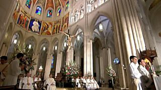 Semana Santa 2016 - Triduo pascual - Jueves Santo