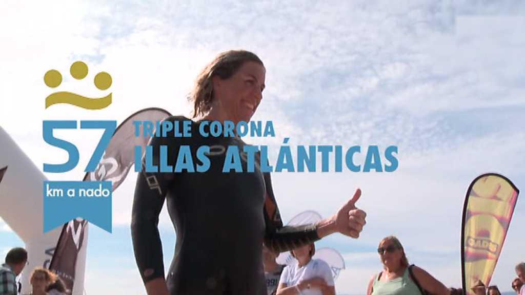 Natación - Triple Corona Illas Atlánticas 2017