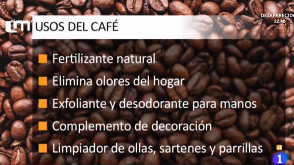 La Mañana - Trucos para aprovechar el café que queda en la cafetera