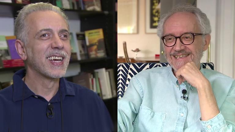 Veranos Azules - Entrevista a Fernando Trueba y Emilio Martínez-Lázaro por 'La mujer de tu vida'