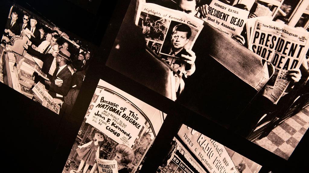 Trump desclasificará los archivos sobre el asesinato de Kennedy