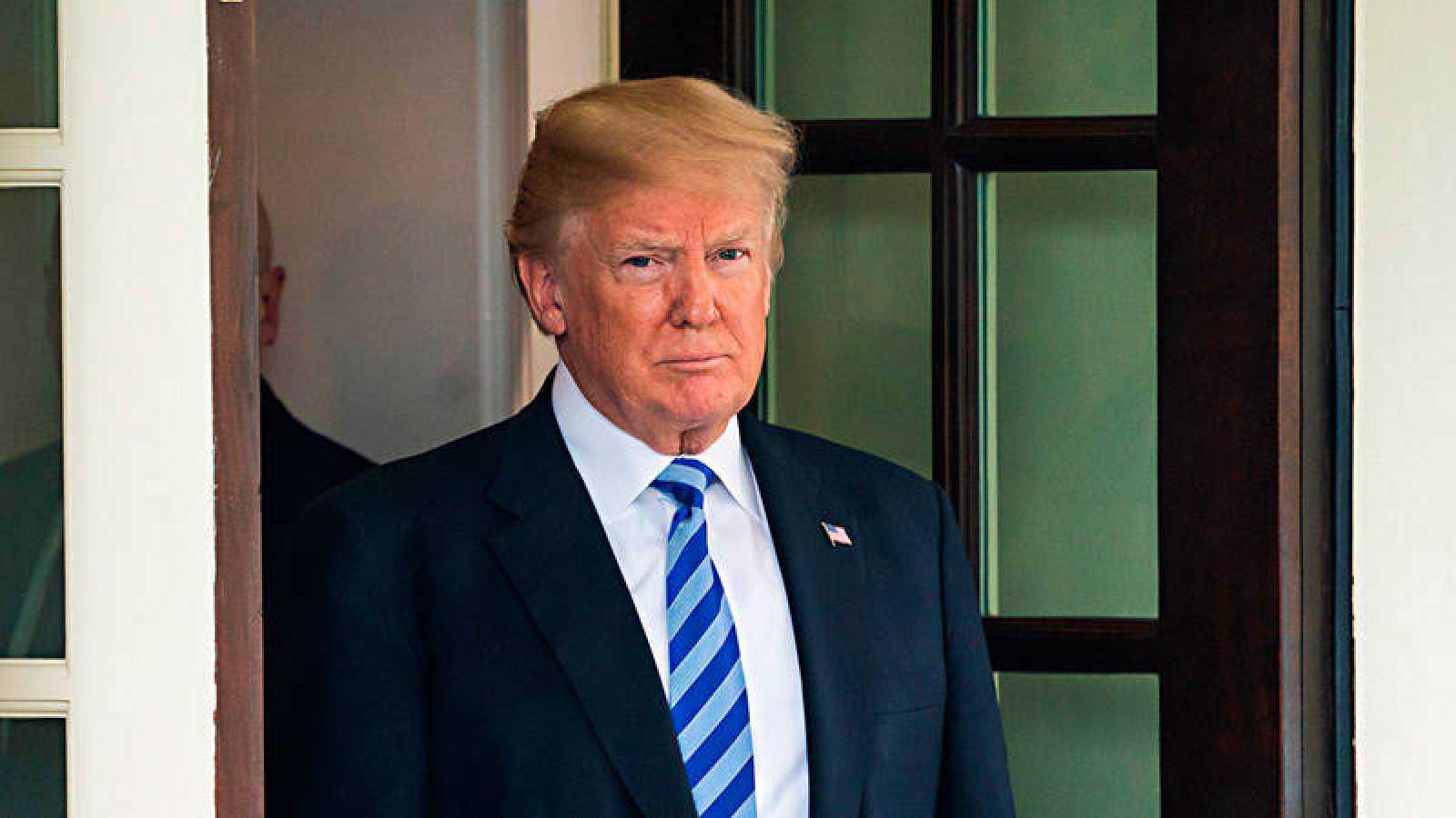 Trump reconoce oficialmente los pagos a Stormy Daniels