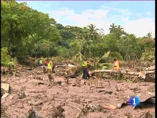 El tsunami de Samoa suma al menos 150 victimas