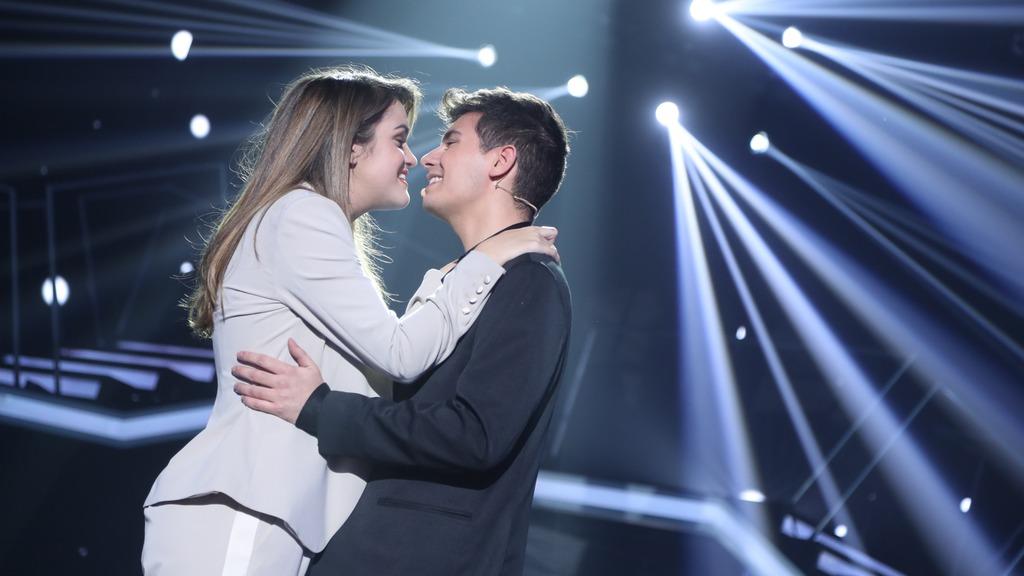 Operación Triunfo - 'Tu canción' de Alfred y Amaia, la canción para Eurovisión 2018