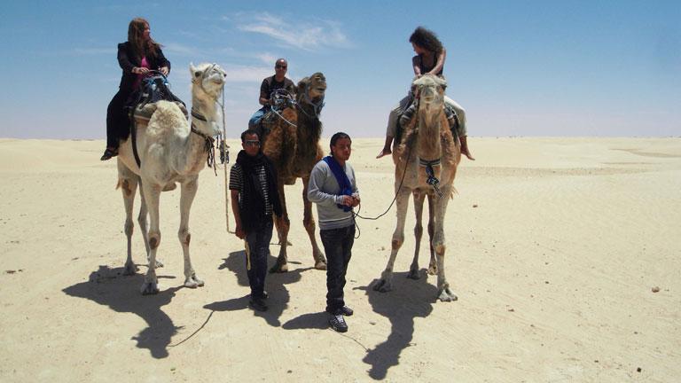 Españoles en el mundo - Túnez - Avance