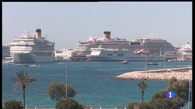 El turisme de creuers té un impacte de 128 milions d'euros